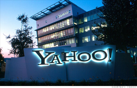 A Yahoo shareholder's failed human rights proposal