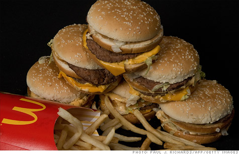 McDonald's scores low in Consumer Reports fast food survey