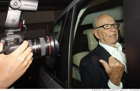 News Corp to buy back $5 billion in stock