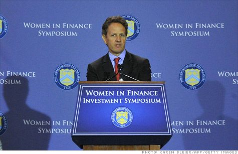 Geithner: We need a debt ceiling deal by next week