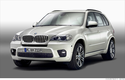 One of our expert's top picks: The BMW X5 35D