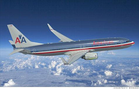 American Airlines plans to lease 460 new planes from Boeing and Airbus.