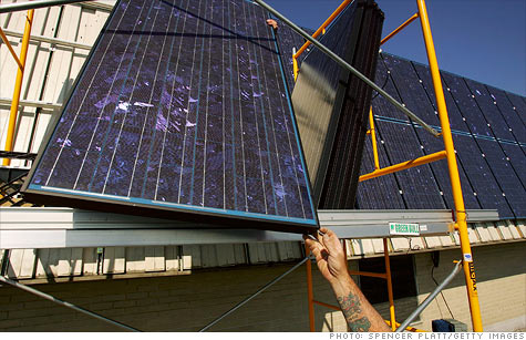 The Groupon of solar: California start-up One Block Off the Grid aims to get customers group deals on solar energy. Can they get enough people to sign up?