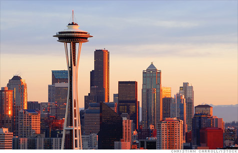 Best travel deals: Flights to Seattle can be found for $450.