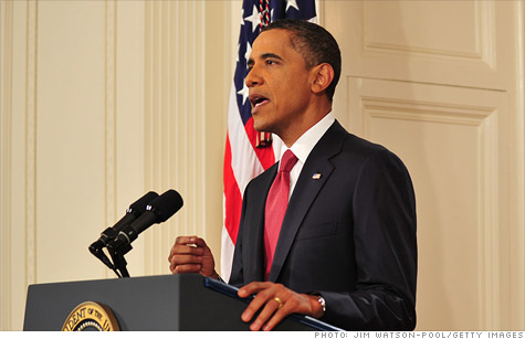 Obama makes address to the nation on debt ceiling impasse