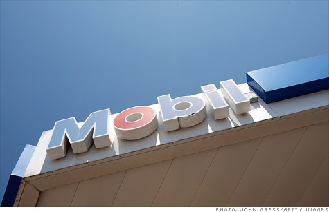Exxon Mobil earnings surge 41%