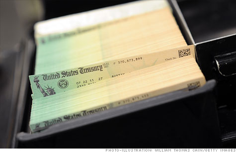 Social Security checks might not go out next week if the debt ceiling isn't raised.