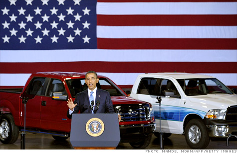 Fuel economy standards to get tougher - Obama