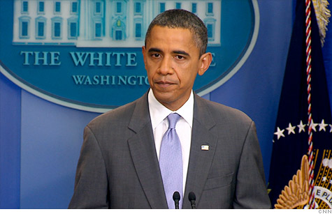 Obama: We have a deal on the debt ceiling