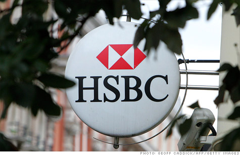 HSBC to cut another 25,000 jobs