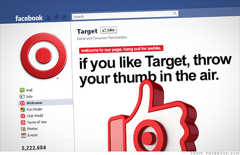 Retailers such as Target and J.C. Penney are relying more on social media this year to support their back to school campaigns. But will it work?