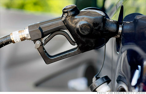 Gas prices again lead weekly addresses