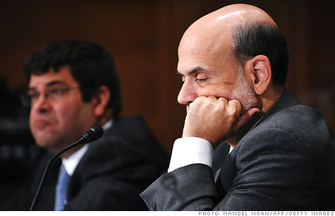 Federal Reserve chairman Ben Bernanke is in a tough spot. The stock market is plummeting and the economy is weakening. But QE3 may not be the answer.