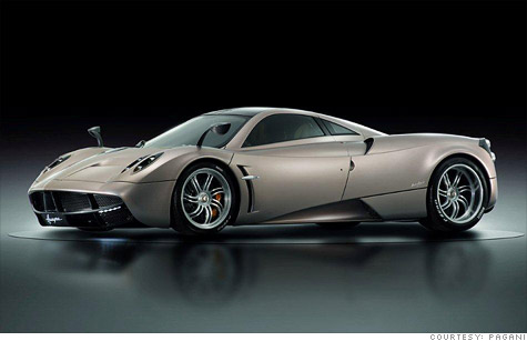 The Pagani Hauyra is loaded with technology but one bit of technology it lacks -- advanced airbags -- was enough for federal regulators to block its sale here.