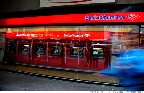 Too big to fail: Washington could take down a mega-bank