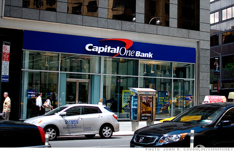 Capital One to buy HSBC's domestic credit card arm