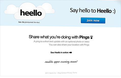 Heello: TwitPic founder launches scathing Twitter clone