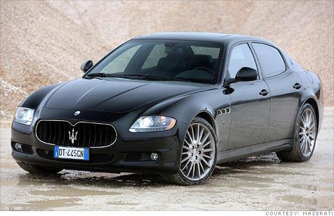 Maserati recall