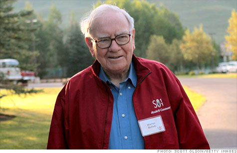Buffett on taxes: What he's talking about