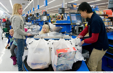 Walmart suffers 9th straight drop in U.S. store sales