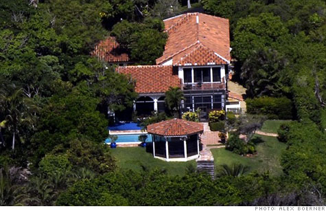 Burt Reynolds Florida Home In Foreclosure Aug 17 2011