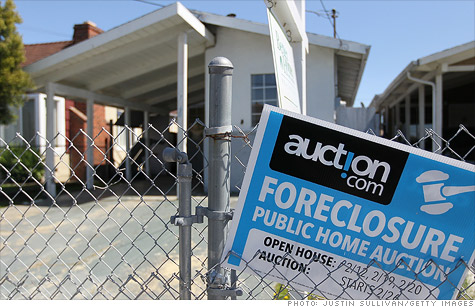 Mortgage foreclosure talks: State attorneys general at odds