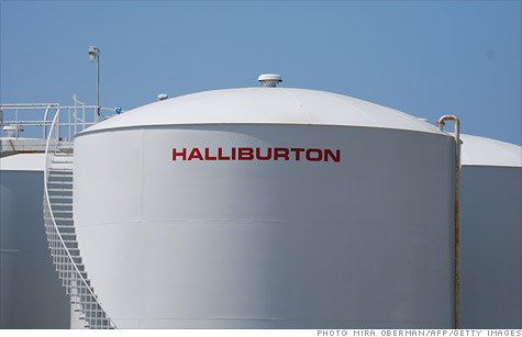 This year, Halliburton is planning to create as many as 11,000 jobs in the U.S. But you'll probably have to move to North Dakota if you want to snatch one up.