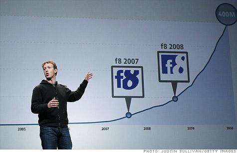 Facebook slates F8 developer conference for September