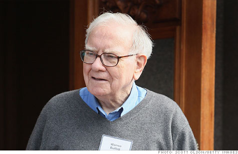 Warren Buffett is making a cool profit (on paper) on his $5 billion BofA bet.