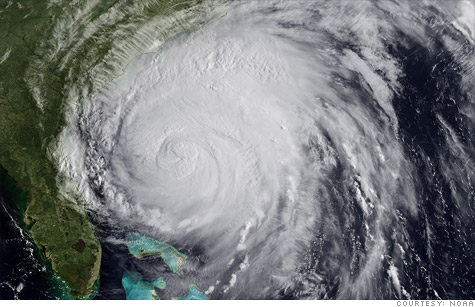 Hurricane Irene is leaving billions of dollars in damages in its wake.