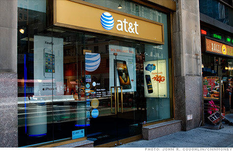 Department of Justice files antitrust suit to block AT&T and T-Mobile merger