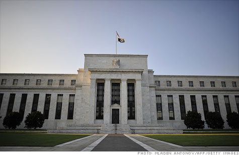 Stock market volatility and falling consumer confidence are major concerns for businesses, according to the Federal Reserve's Beige Book released Wednesday.