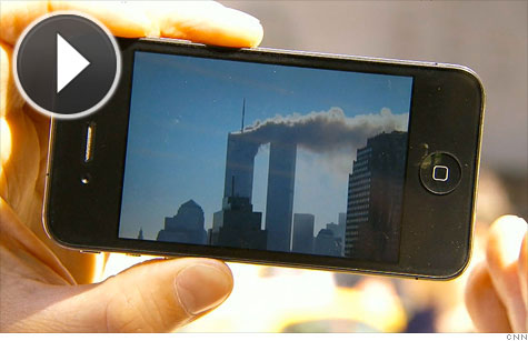 Explore 9/11 through iPhone app