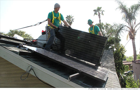 Federal loan guarantee will put 160,000 new solar installations on top of military housing in 34 states.