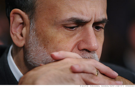 Lawmakers should not 'disregard the fragility of the economic recovery,' while focusing on spending cuts, Federal Reserve Chairman Ben Bernanke said Thursday.