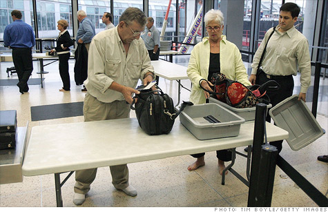 airport security changes since 9 11 Trump budget eliminates three post-9/11 airport security programs  where most members rely on airport security in their weekly trips to and from their districts  that has not changed since.