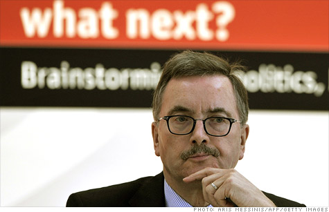 J�rgen Stark, a member of the ECB's executive board, has been a vocal critic of the central bank's bond buying program.