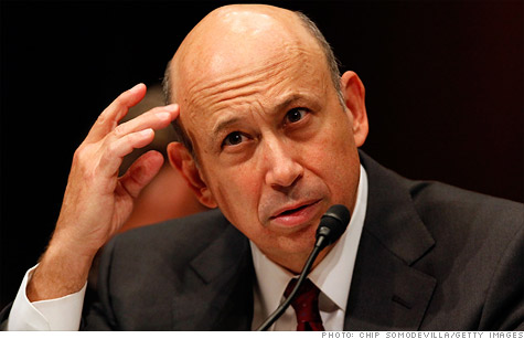 Goldman Sachs CEO Lloyd Blankfein is hearing new calls for him to cease his role as chairman of the board.