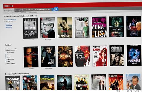 Netflix plunges after cutting subscriber guidance