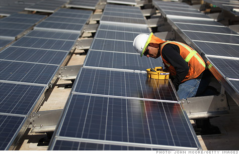Department of Energy loans that helped fund the now bankrupt solar panel maker Solyndra could double in size by Sept. 30.