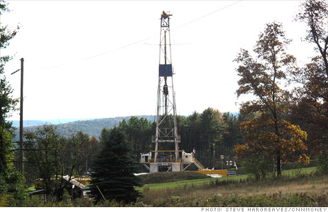 Subcommittee created by President Obama to study the impact of hydraulic fracking to release final report as early as November 18, 2011.