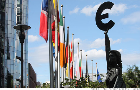 Lawmakers in several key European nations will vote on a proposal to expand the eurozone bailout fund this week.
