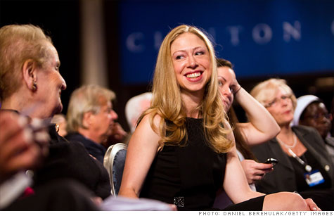 chelsea clinton IAC