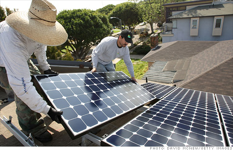 Google has boosted its investment in solar by putting $75 million into a fund that solar installers can draw on to finance solar panels on homes.