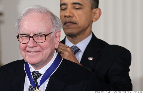 Buffett's words twisted on taxes