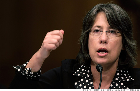 Former FDIC Chair Sheila Bair pushed for the big banks to be held to tougher capital standards before they exited TARP.