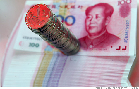 Senate takes aim at China's currency