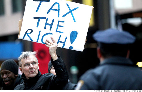 The battle over taxes and job creation is heating up in Washington.