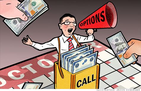 Selling call options on your stocks holds little risk