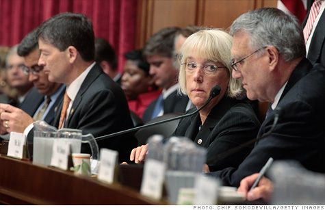 Sen. Patty Murray, the debt committee co-chair, and her fellow panel members know very well that their mission is far greater than just proposing ways to reduce U.S. deficits.